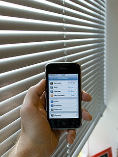 Hekte Hotmail til iPhone